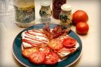 The fine art of the tomato sandwich