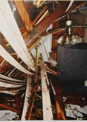 destroyed house after hurricane katrina
