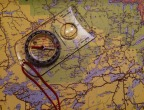 Free 7-part course in basic map & compass skills
