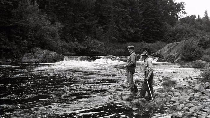 ike fishing
