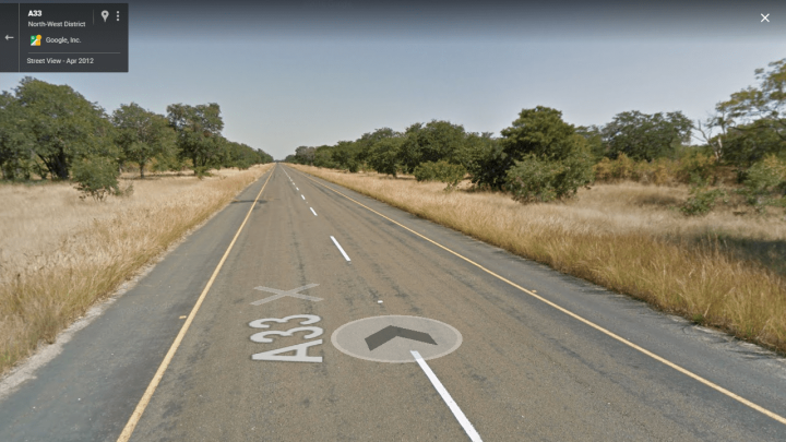 chobe road to nowhere