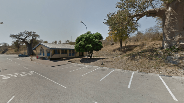 ngoma border crossing