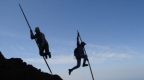 Salto del Pastor – The Shepherd's Leap!