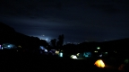 The stars over Shira plateau