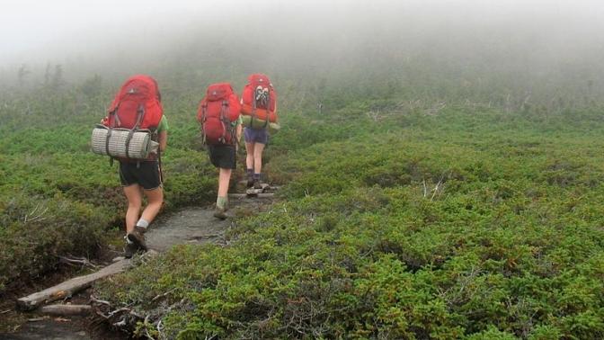 Hiking_on_Appalachian_Trail